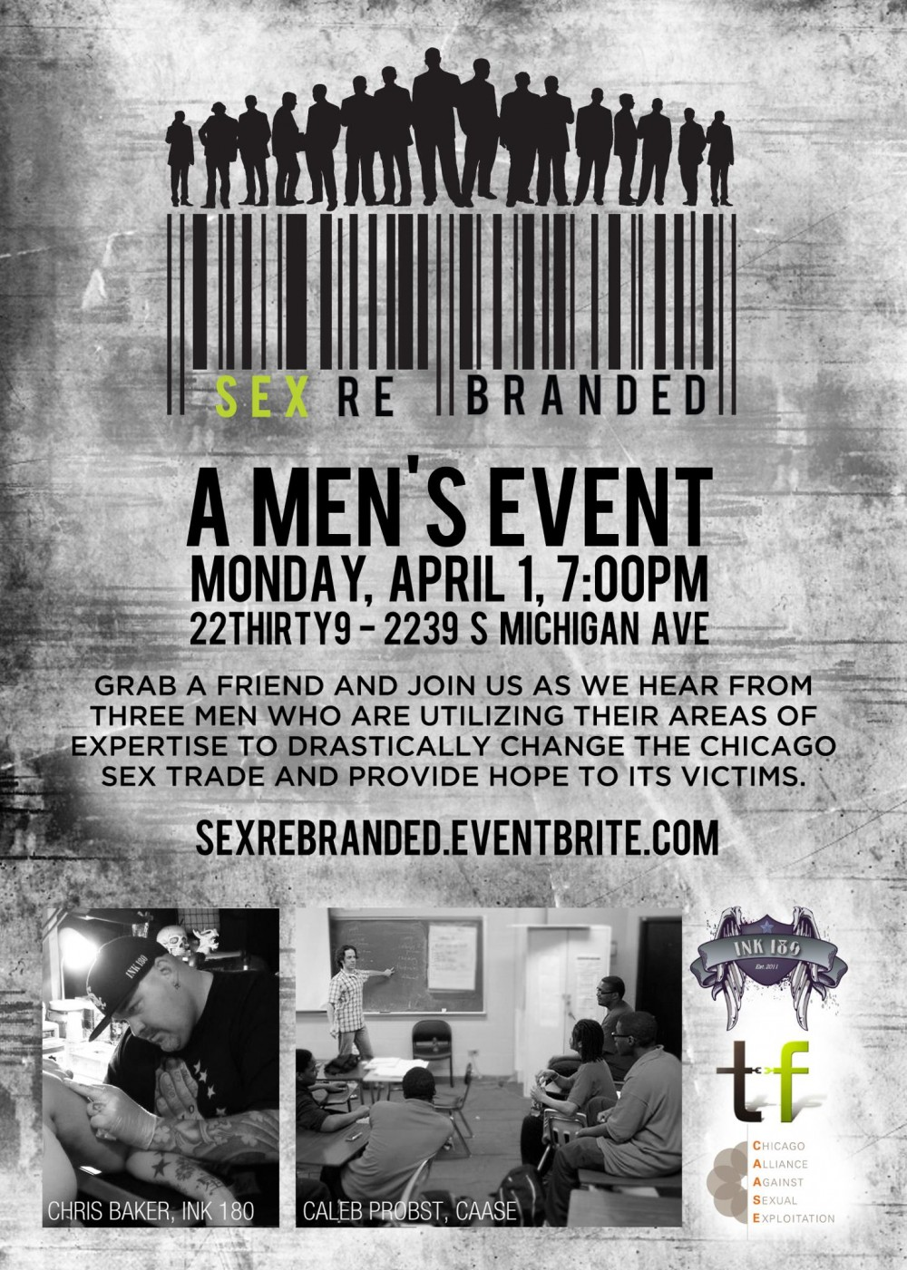 Sex Rebranded - A Men's Event