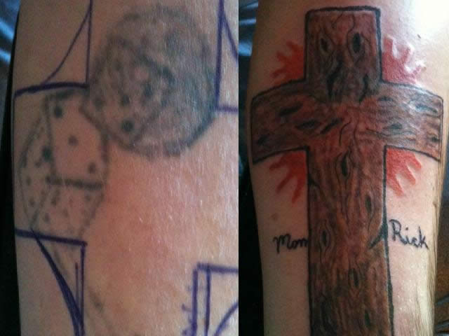 Greg's Cover Up